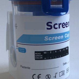 Test antidroga Cup Multitest DOA8 Drug Test